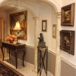 Architectural - Painted Arches and Columns 2016 Ritz Residences 2016 Philadelphia PA