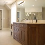 Kitchen and Bath - White Oak Vanity 2016 Riverton NJ