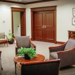 Office - Cherry Executive Office and Woodwork Trim Folsom NJ 2